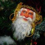 Авторская подвеска Дед Мороз