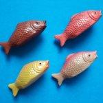 Целлулоидные рыбки 1950-х гг.Цена за всех!