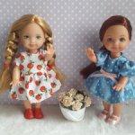 Хорошенькие куколки Келли от Mattel