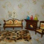 Продам гарнитур для куклы БЖД ростом 15см