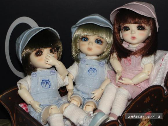 кукла бжд