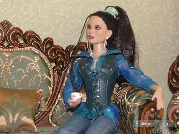Мебель для кукол от Ирины и Сергея Степановых