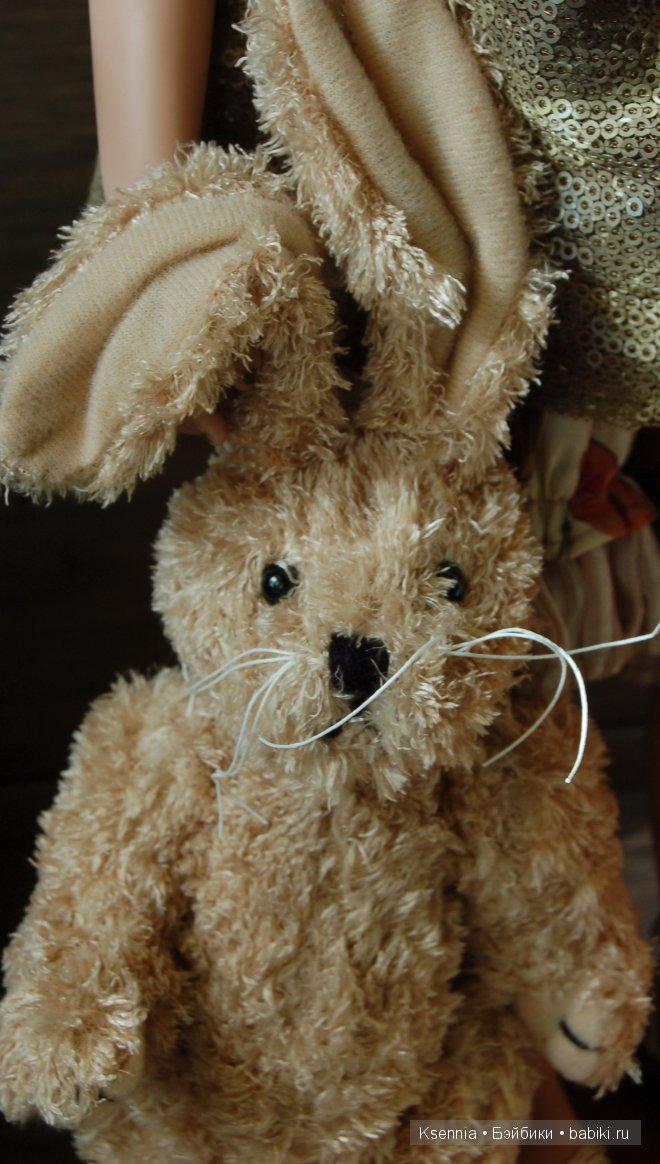 заяц, просто заяц и никого больше.