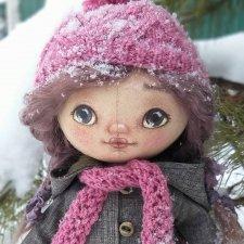 Мама, там снегу навалило, айда гулять