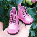 Ботинки для кукол Паола Рейна