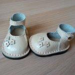 Летние туфельки для Готц 48-50 см