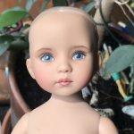 Виниловая красавица Little Darling от Helen Skinner (Diana Effner)