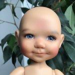 Куколка БЖД Bailey от Meadow Dolls