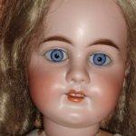 Антикварная кукла Gebrüder Kuhnlenz молд 44-31 DEP Скидка!