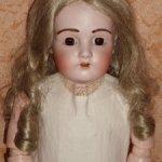 Антикварная кукла JDK Kestner 195 DEP