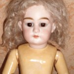 Антикварная кукла P. Shc. Germany