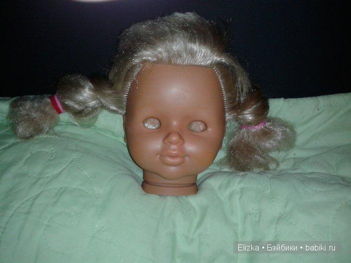 Как отмыть старую резиновую куклу thumbnail