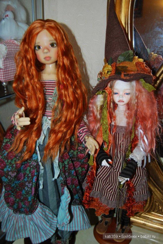 Нелли и Лая, Kaye Wiggs