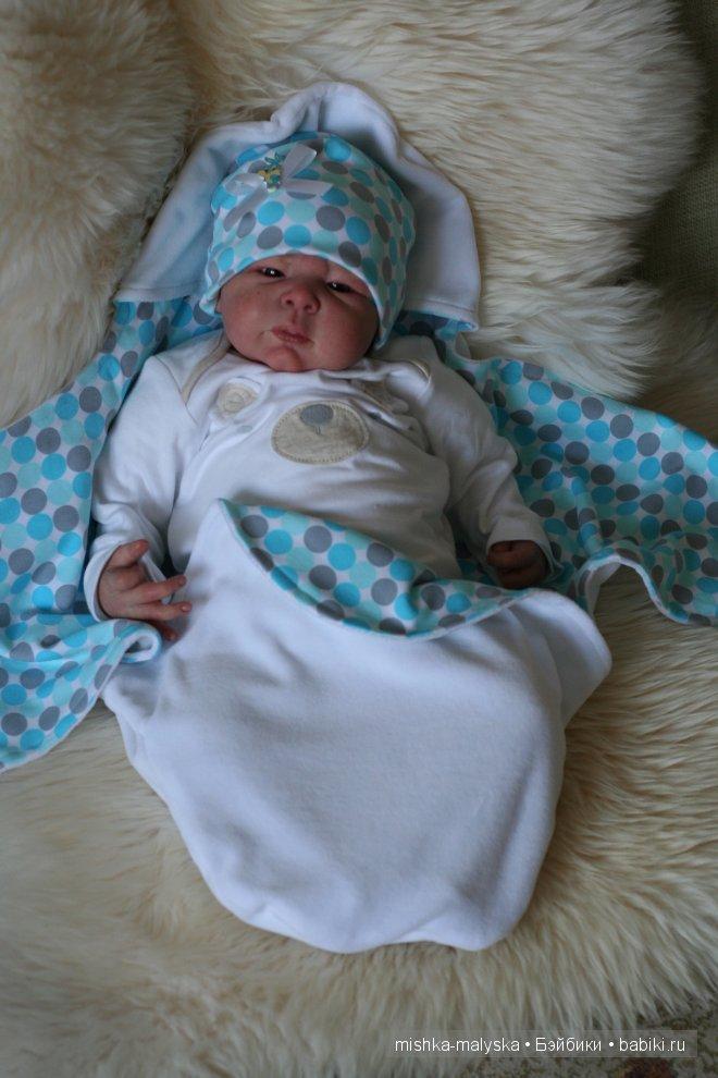 Вязанные детские костюмчики для новорожденных спицами 34