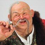 Запорожский щеголь - авторская кукла Наталии Зотовой