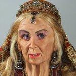 Гадалка - новая художественная кукла ручной работы Наталии Зотовой