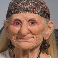 Та, которая была прекрасной Джокондой - авторская кукла Наталии Зотовой