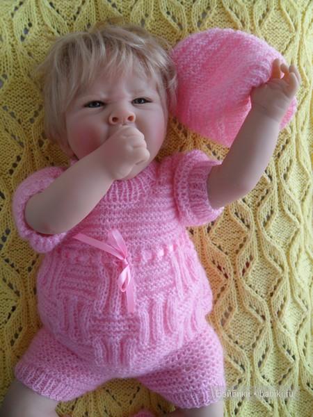 кукла Kayla от Sandy Fabe