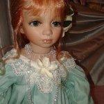 ЧУДЕСА под Новый год случаются!!! Фарфоровая кукла Сью Линг Ванг
