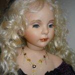 Фарфоровая кукла Sweet Nicollette - Прекрасная Николлета