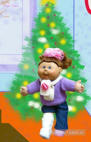 Cabbage Patch Kids - куклы-капустки