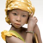 Дети мира. Авторские куклы Bets & Amy Van Boxel, Бетс и Эми ван Боксель