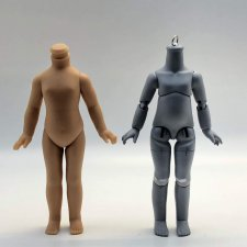 Шарнирное тело Darak doll для мини Паолок