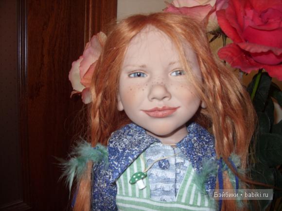 Миалота Коллекционные куклы ZWERGNASE