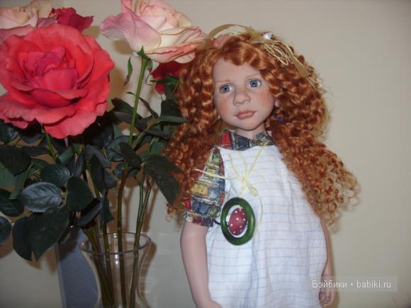 Коллекционные куклы ZWERGNASE Миалота
