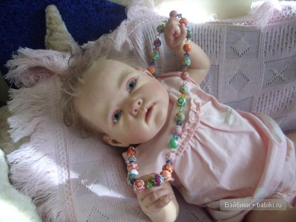 куклы от Анны Арутюнян