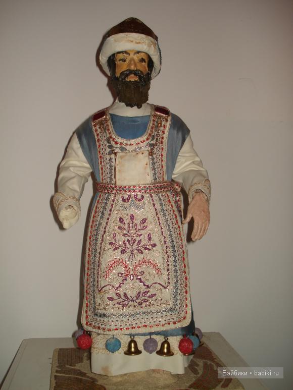 Так одевался священник в Ветхозаветное время