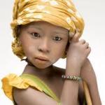Этнические куклы мастеров из Нидерландов Bets and Amy van Boxel