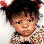 Моя находка этническая девочка Имани, Kaye Wiggs
