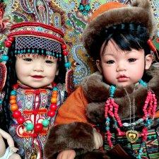 """Байарма и Пемба. Адора """"Дети мира"""". Очарование Азии"""