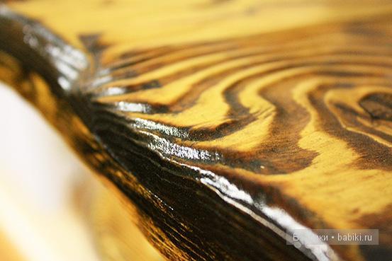 """Процесс создания такой поверхности называется """"брашировка"""""""
