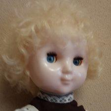 Кукла СССР минская