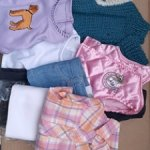 Одежда для кукол Готц (аутфиты и др.)