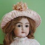 Антикварная кукла Кестнер, молд 129