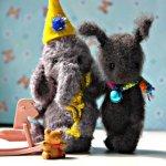 Мои маленькие друзья. Авторская игрушки своими руками