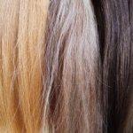 Натуральные человеческие волосы 100% human hair.Трессы, Длина волоса 42 и 48 см.Распродажа!