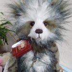Нежная девочка Keeley от Charlie Bears (Англия) Новая.