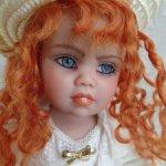 Прекрасная маленькая леди «Little Nell» от Jan Mclean! Сестренка 53 см Нель.Рассрочка!
