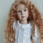 Анна- жемчужина от Веры Шольц ( Vera Scholz) и WPM (Walterschauser Puppenmanufaktur)