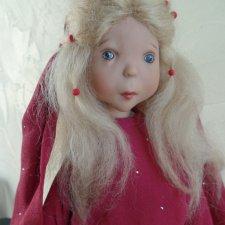 Праздничная кукла  Swinda от Zwergnase.2001 год.Лимит 100 штук