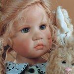 Красавица Laurea by Hildegard Gunzel, 80см, бигидур, WPM.Рассрочка!