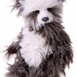 Очаровательная маленькая панда Yvette от Charlie Bears.2011, part 1collection.Рассрочка возможна!