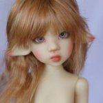 Mini Laryssa Faun in fair Skin Kaye Wiggs.Новая.Рассрочка!!!