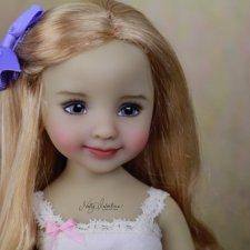 Little Darling от Nelly Valentino, скульптор Dianna Effner.Молд №3. Абсолютно новая.Рассрочка
