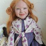 Хитрющая рыжеволосая девчонка — Лилле (Lille), 2002 год, Zwergnase.Лимит распродан.