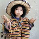 Этнический мальчик от Angela Sutter